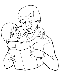 fathers coloring pages 4 coloring kids