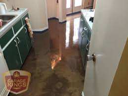 garage kings custom garage epoxy flooring concrete epoxy floor