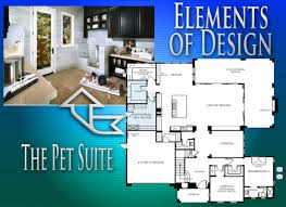 pet friendly house plans pet friendly residential design the pet suite welcome to a
