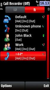 download themes for nokia e6 belle call recorder 1 1 for symbian 3 symbian anna symbian belle and