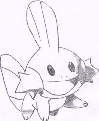 pokemon mudkip drawings images pokemon images