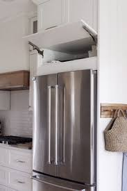 how to trim cabinet above refrigerator a comprehensive list of the sizes of our kitchen s ikea