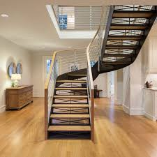 Staircase Ideas Designs  Remodel Photos Houzz - Staircase designs for homes