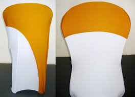 Gold Spandex Chair Covers Gold Colour Lycra Chair Covers Caps Universal For Wedding