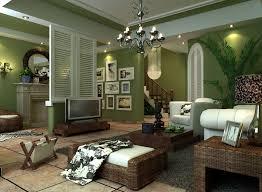 Green Living Rooms by Olive Green Living Room Walls Black Floral Rug Black Floral