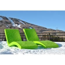 chaise longue ext rieur chaise longue siesta en polyéthylène rotomoulé pour l extérieur