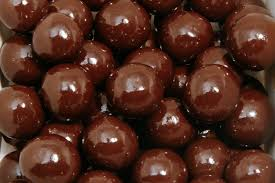chocolate balls cook diary