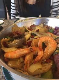 cuisine en pot j beef chicken shrimp pot yelp