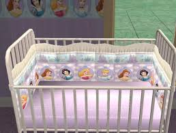 mod the sims foxybaby u0027s princess castles nursery set