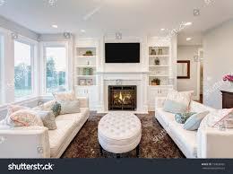 luxury homes interior beautiful living room luxury home stock photo 159028481 shutterstock