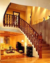 Stairway Banister Ideas Image Of Deck Railing Designs Photos Wood Banister Designs