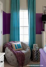 the analogous colors of blue and purple makes this a modern 13