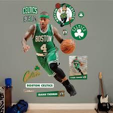 amazon com nba boston celtics isaiah thomas fathead real big amazon com nba boston celtics isaiah thomas fathead real big decals 50