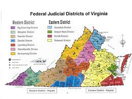 Map Of Virginia Beach The Office Of The Federal Public Defender Eastern District Of