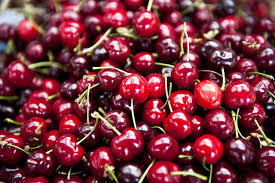 red wine color cherry food fruit closeup