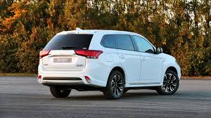 mitsubishi outlander 7 seater 2018 mitsubishi outlander phev preview