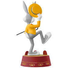 looney tunes this is it bugs bunny musical ornament keepsake