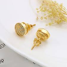 top earings factory 925 silver jewelry top grade cz brincos antique stud