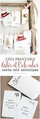 free printable vintage christmas advent calendar ella claire