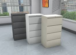 Global 4 Drawer Lateral File Cabinet 4 Drawer Lateral File Cabinet By Cubicles