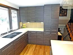 Diy Refacing Laminate Kitchen Cabinets Painting Peeling Repair