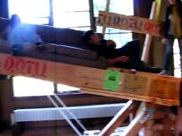 sofa teeter totter at reed college youtube