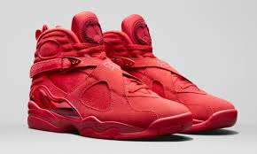 day jordans wmns air 8 s day ember glow team
