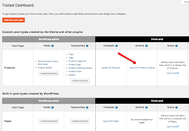creating a custom woocommerce product catalog with toolset