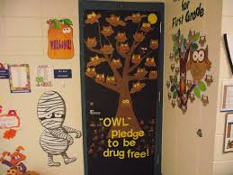 red ribbon door decorating contest ideas u2014 office and bedroom
