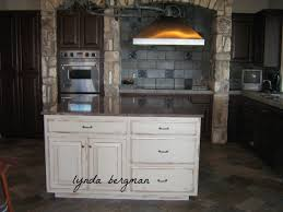 Distressed Kitchen Cabinets Relaxing Distressed Kitchen Cabinet With Mocha Distressed Kitchen