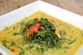 api cuisine pucuk paku masak lemak cili api ร ปถ ายของ the tranquerah