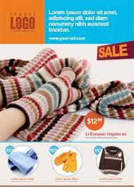 retail marketing postcard psd template psd templates free download