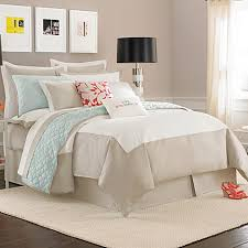 Bed Bath Beyond New York Kate Spade New York Spring Street Duvet Cover In Cream Bed Bath