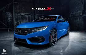 2017 honda civic si goes turbo at 2016 los angeles auto show