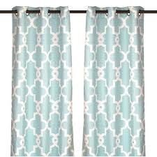 Aqua And Grey Curtains Patterned Drapery Panels Best 25 Grey Patterned Curtains Ideas On