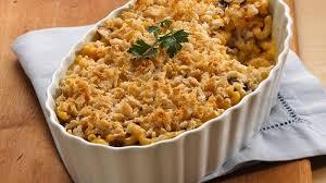 layered mac and cheese with ground beef recipe bettycrocker