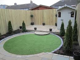 a paved low maintenance garden design designs club london main