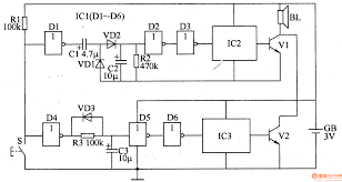 component new electronic circuit diagrams timer ic and page