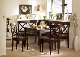 Nook Table Set by Home Design Inspiring Small Kitchen Table Set For Narrow Space