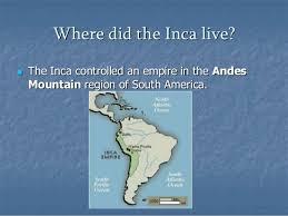 aztec mayan inca map aztecs and inca civilizations
