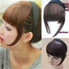women s hair accessories womens hair bangs hair accessories synthetic hairpiece