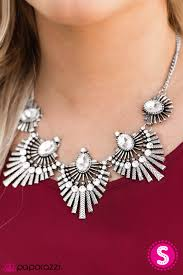 make silver necklace images Miss you niverse silver make this paparazzi show stopper yours jpg