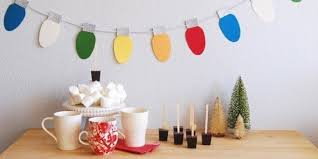 Decoration Without Christmas Tree by Christmas Decorating Ideas You Can Create Without A Tree Idolza
