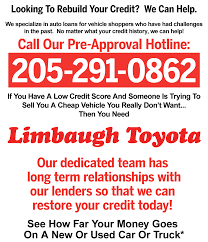 toyota credit bank low credit special finance we can help