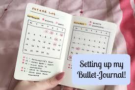 Bullet Journaling by Setting Up My New Bullet Journal Megan Rhiannon Youtube