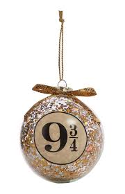 primark launches another harry potter line ornaments