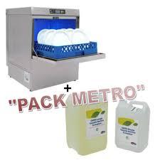 lave cuisine pro lave vaisselle professionnel frontal pack metro