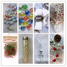 Decorative Glass Stones For Vase Flat Glass Beads And Flat Marbles For Vase Fillers Buy Flat