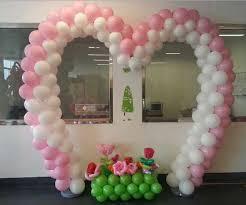 Balloon Arch Decoration Kit Aliexpress Com Buy 1 Set Lot Heart Wedding Balloon Arch Kit