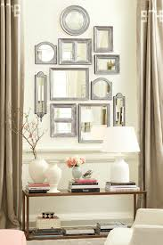 suzanne kasler s fall 2015 collection how to decorate suzanne kasler s gallery wall of mirrors for ballard designs